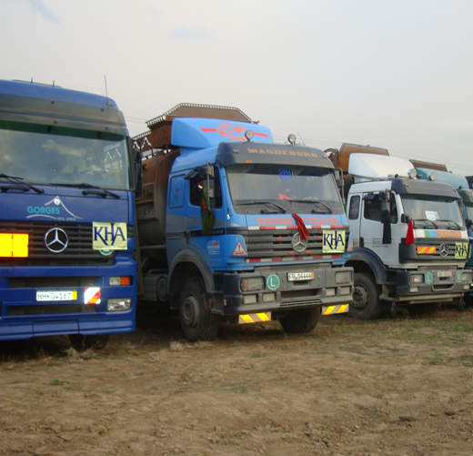 Delivery and Distribtion of Dry Batch Concrete And use of Pumber Trucks & Driver