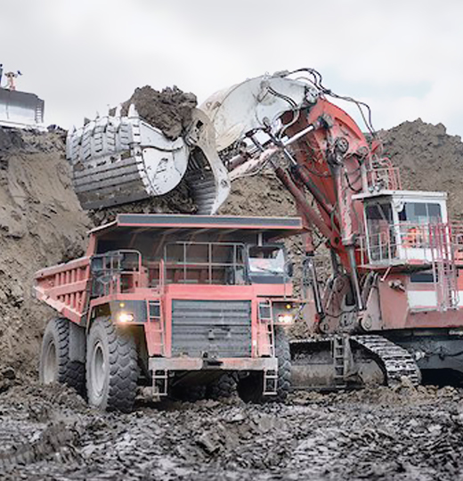 Provision for one (1) Excavator with Operator and Fuel at Orgun-E