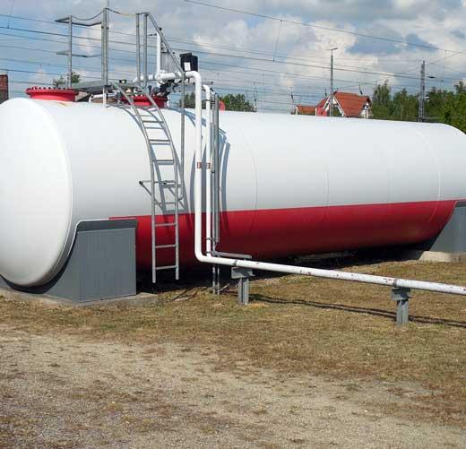Provide Services to fill propane tanks