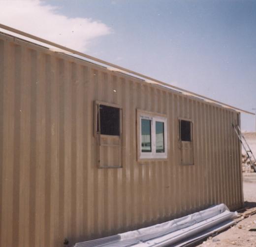 Tier IV B-huts